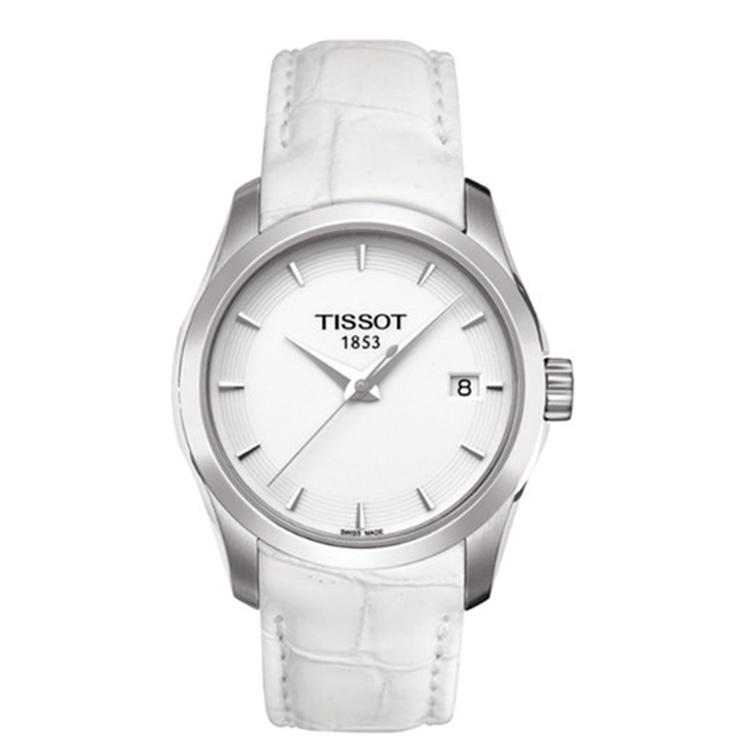瑞士 天梭(Tissot) 库图系列  女士 石英表 T035.210.16.011.00