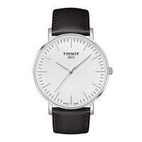 瑞士天梭(Tissot) 魅时系列皮带 男士 石英表 T109.610.16.031.00