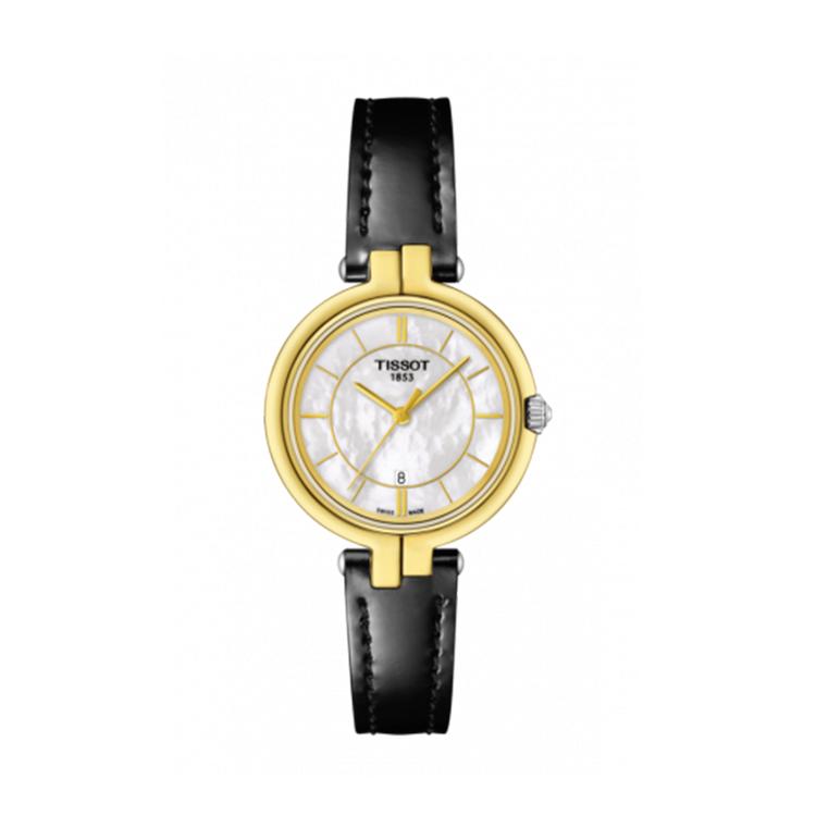 瑞士 天梭(Tissot) 弗拉明戈系列  女士 石英表 T094.210.26.111.00