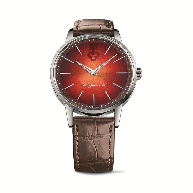 瑞士 昆仑(CORUM)经典系列La Grande Vie 自动腕表Z082/03588