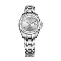飞亚达(FIYTA)手表 芯动系列机械情侣表女表白盘钢带LA8326.WWW