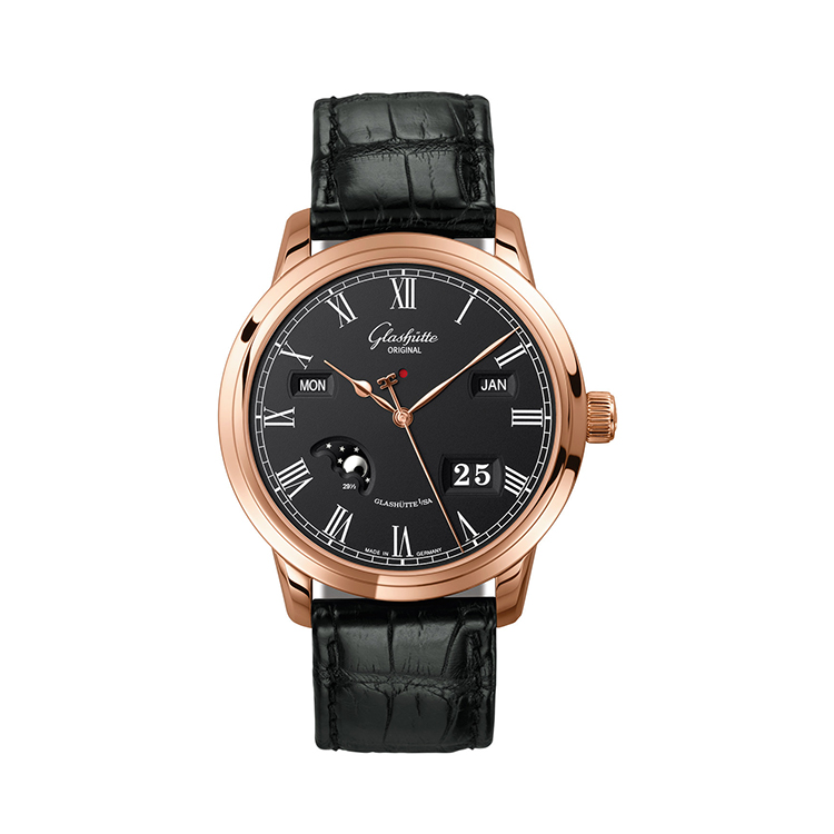 瑞士 格拉苏蒂(Glashütte Original) 精髓系列 男士机械表 W10002250505