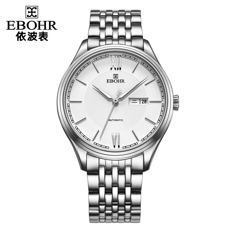 中国 依波表(EBOHR)百搭商务 男士 全自动机械表 51040215