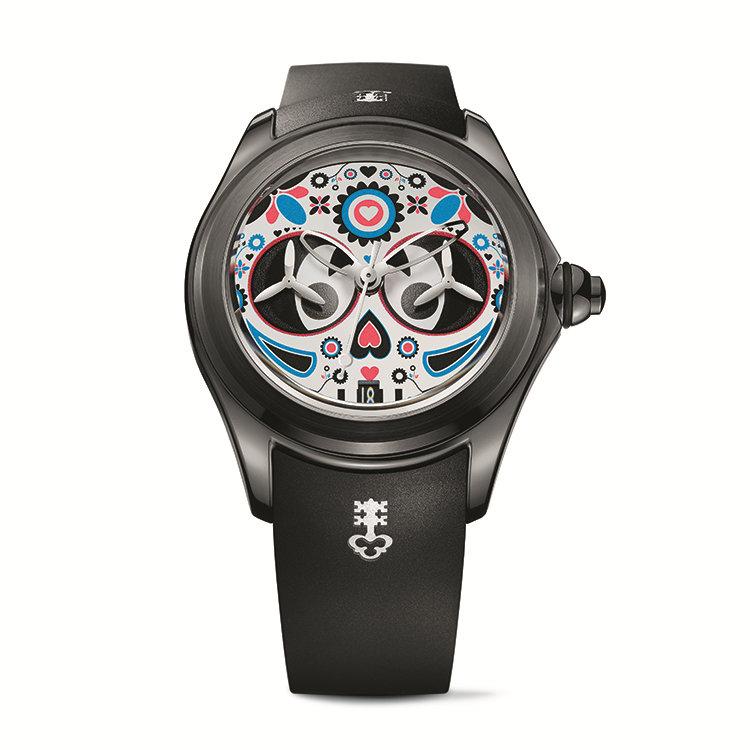 瑞士 昆仑(CORUM)泡泡系列 47mm自动腕表L771/03569