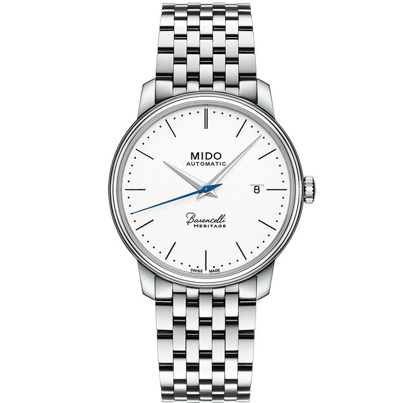 瑞士 美度(Mido) 贝伦赛丽系列 男士 自动机械表 M027.407.11.010.00