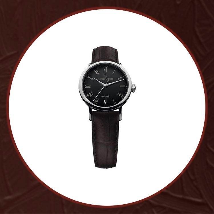 瑞士艾美典雅系列女士机械手表LC6063-SS001-310
