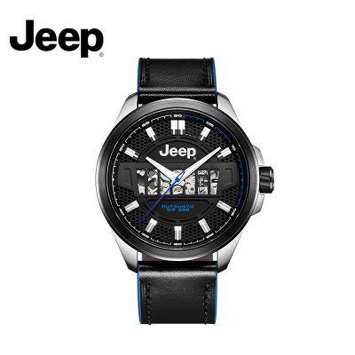 中国 Jeep大切诺基系列男士全自动机械腕表 JPG900102MA