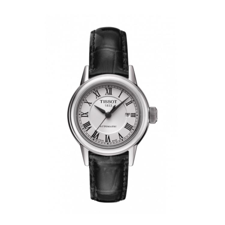 瑞士 天梭(Tissot) 卡森系列  女士 机械表 T085.207.16.013.00