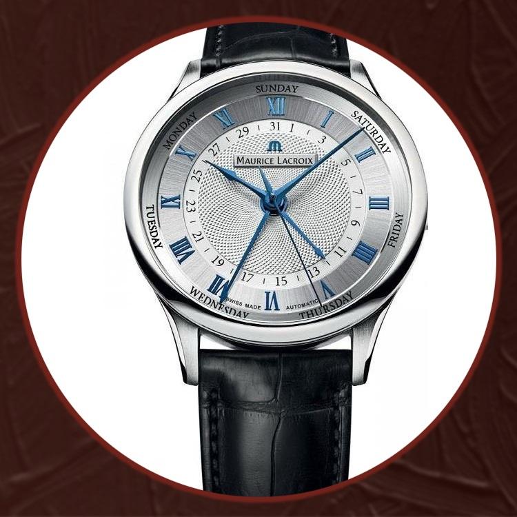 瑞士艾美匠心系列男士机械手表MP6507-SS001-110