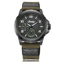 中国 Jeep牧马人系列男士石英腕表 JPW64603