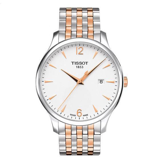 瑞士 天梭(Tissot) 俊雅系列 男士 石英表 T063.610.22.037.01