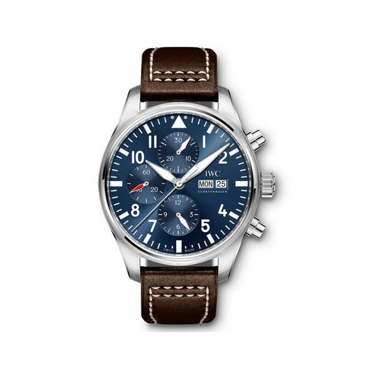 瑞士 万国(IWC) 飞行员系列  男士 机械表 IW377714