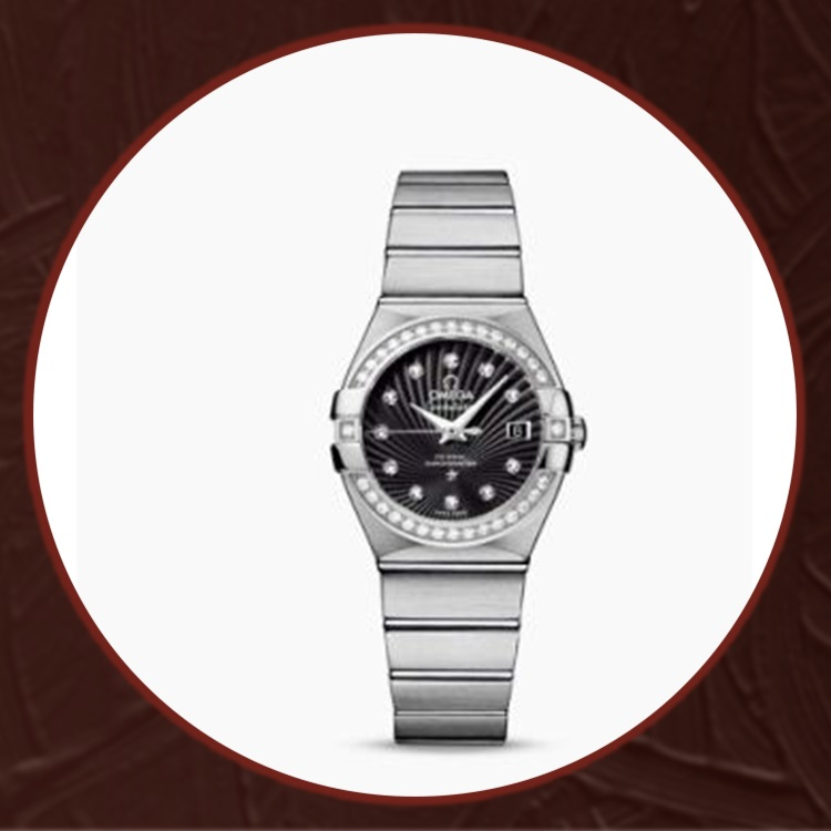 瑞士 欧米茄(Omega) 星座系列女士机械手表O123.15.27.20.51.001