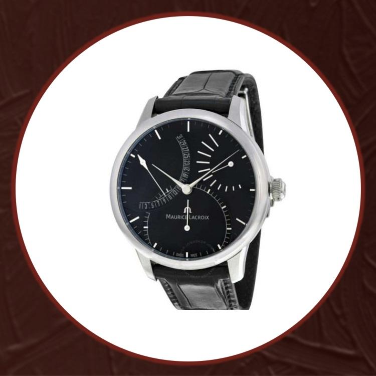 瑞士艾美匠心系列男士机械手表MP6528-SS001-330