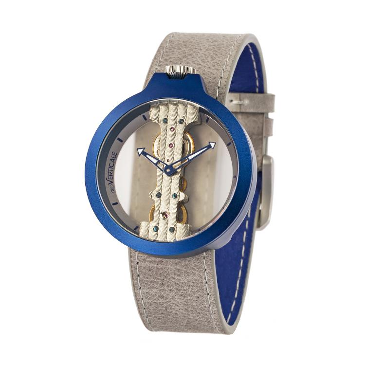 意大利attoVERTICALE起源系列男士女士时尚潮流正品机械V手表BSL6007