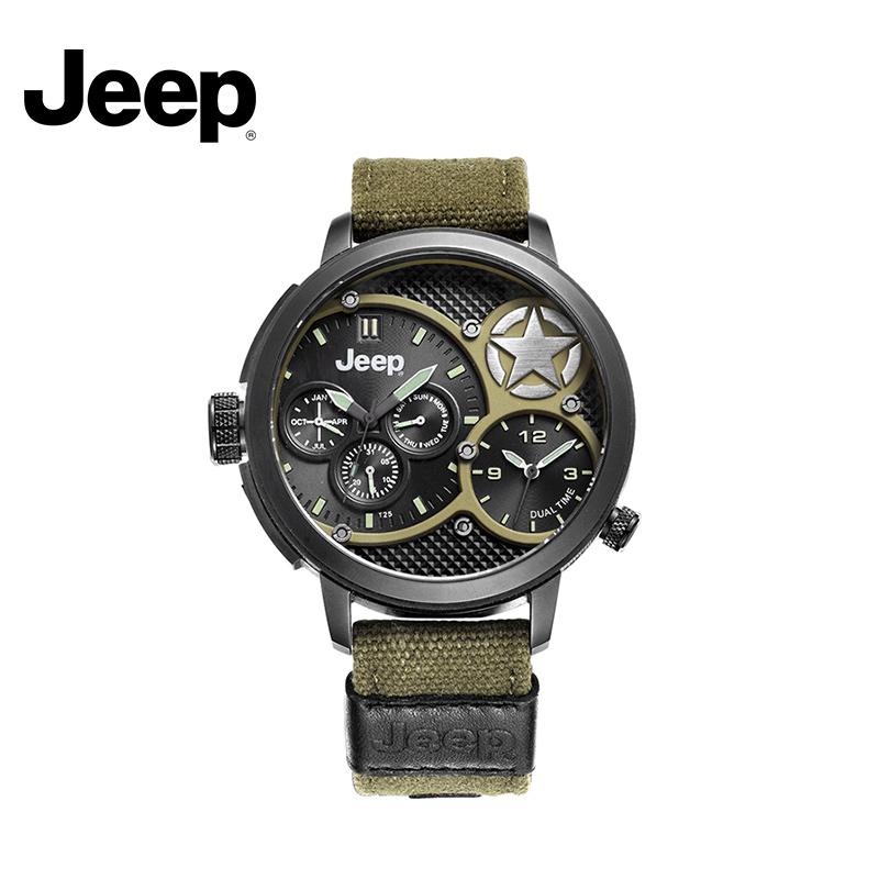中国 Jeep牧马人系列男士石英腕表 JP15203