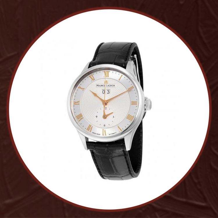 瑞士艾美匠心系列男士机械手表MP6707-SS001-111