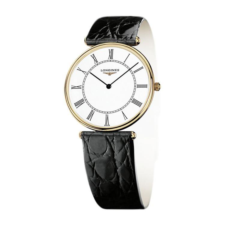 浪琴优雅系列女士L4.691.6.11.0腕表