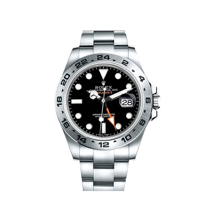 瑞士 劳力士(Rolex) 探险家型系列  男士 机械表 216570-77210黑色点字