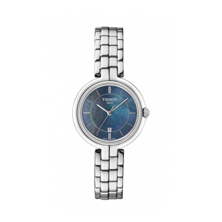 瑞士 天梭(Tissot) 弗拉明戈系列  女士 石英表 T094.210.11.121.00