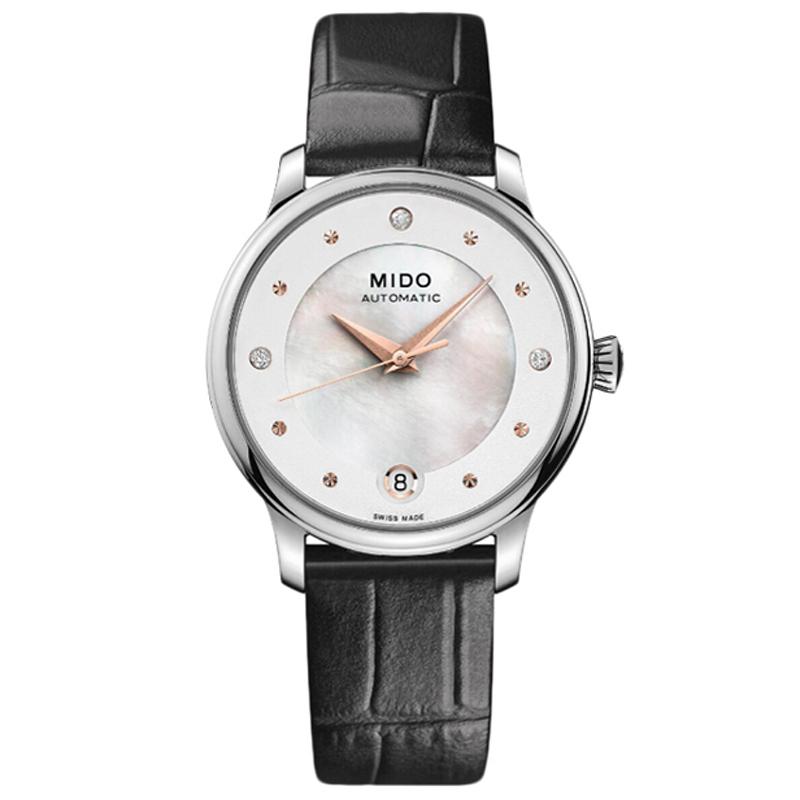 瑞士 美度(Mido) 贝伦赛丽系列 女士 自动机械表 M039.207.16.106.00