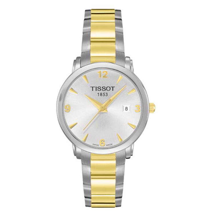 瑞士 天梭(Tissot) 魅时系列  女士 石英表 T057.210.22.037.00