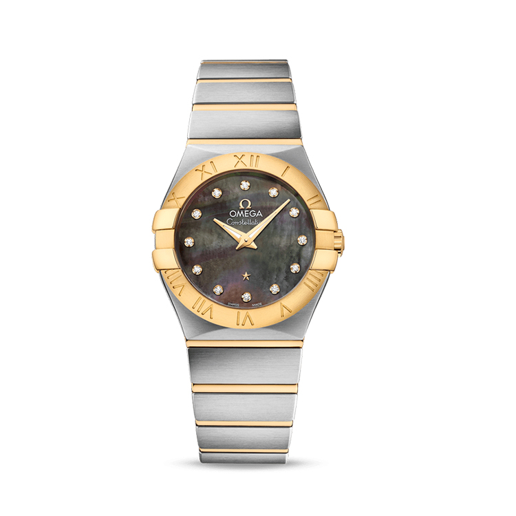 瑞士 欧米茄(Omega) 星座系列 女士 石英表 O123.20.27.60.57.007