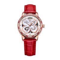 飞亚达(FIYTA)手表 四叶草系列时尚女款DLA862016.PWRD