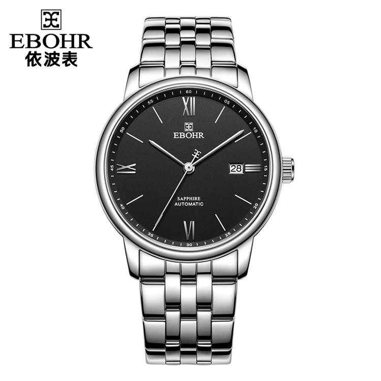 中国 依波表(EBOHR)百搭商务 男士 全自动机械表 51140113