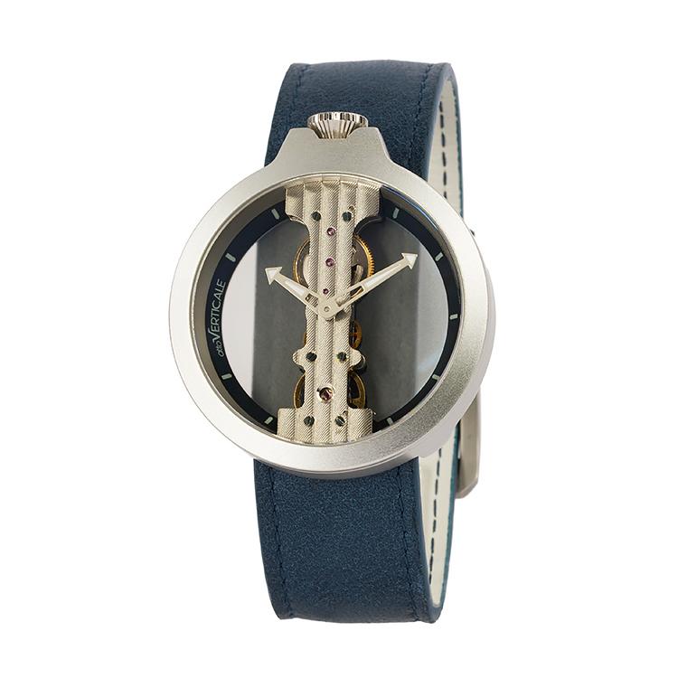 意大利attoVERTICALE起源系列男士女士时尚潮流正品机械V手表TKY6002