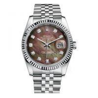 瑞士 劳力士(Rolex) 日志型系列 男士 机械表 116234-0105