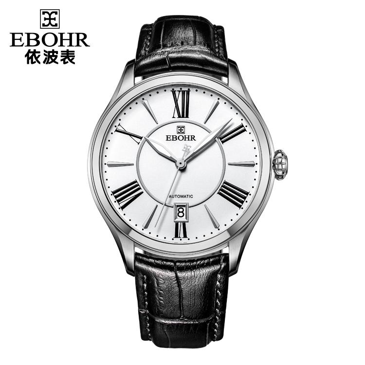 中国 依波表(EBOHR)复古时尚 男士 全自动机械表 50190232