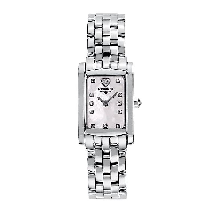 浪琴优雅系列女士L5.158.4.92.6腕表