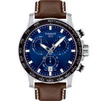 Tissot天梭瑞士官方正品速敢皮带石英男表T125.617.16.041.00