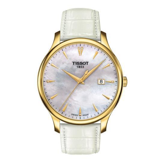 瑞士 天梭(Tissot) 俊雅系列 男士 石英表 T063.610.36.116.00