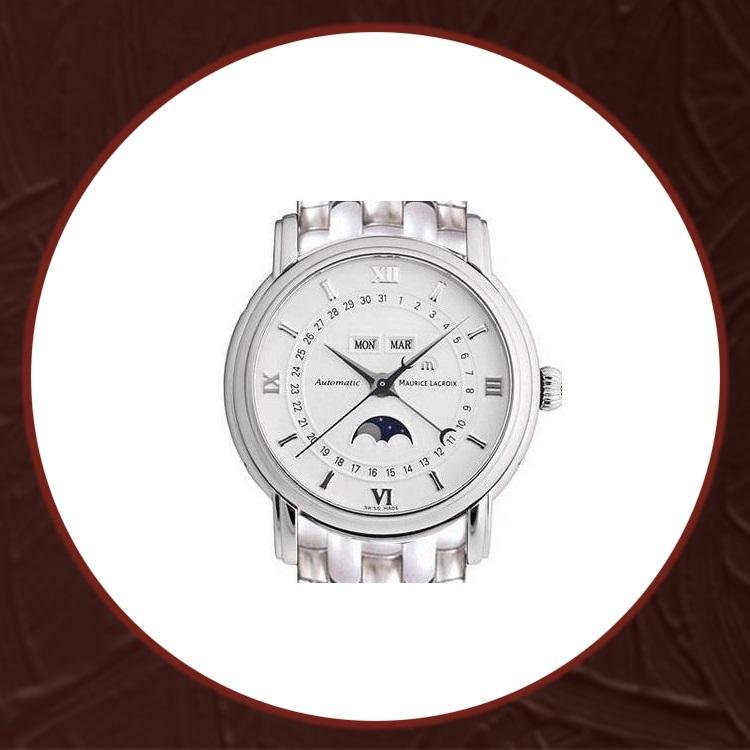 瑞士艾美匠心系列男士机械手表MP6347-SS002-19E