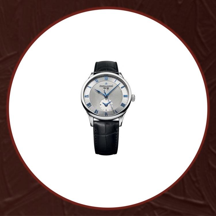 瑞士艾美匠心系列男士机械手表MP6707-SS001-110