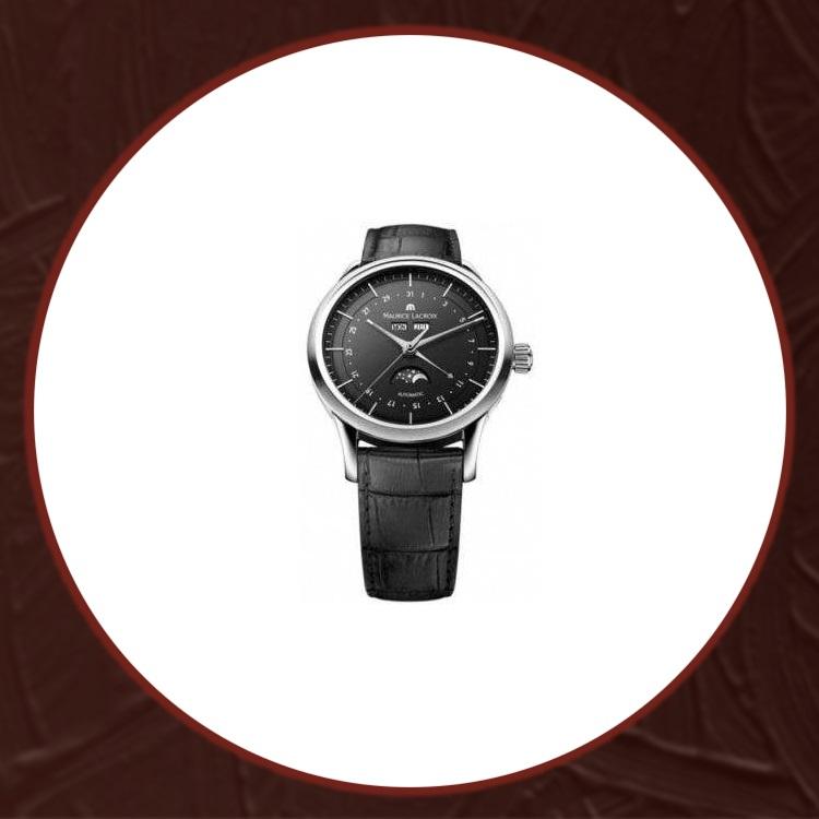 瑞士艾美典雅系列男士机械手表LC6068-SS001-33E