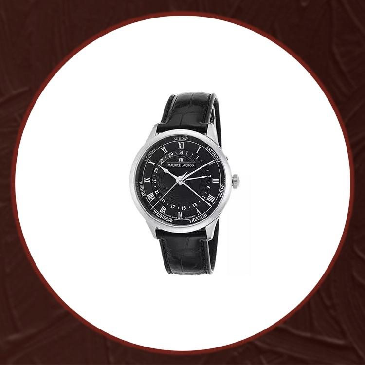 瑞士艾美匠心系列男士机械手表MP6507-SS001-310