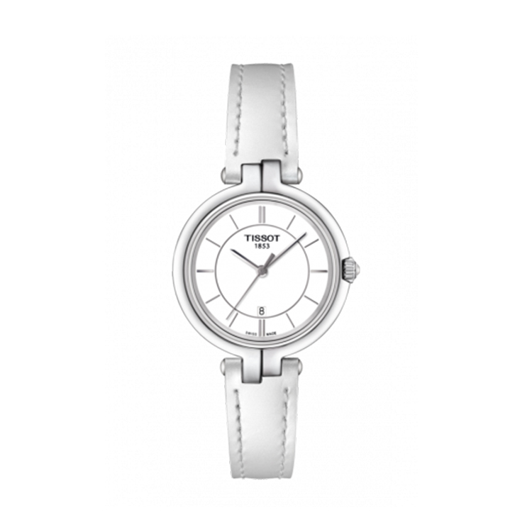 瑞士 天梭(Tissot) 弗拉明戈系列  女士 石英表 T094.210.16.011.00