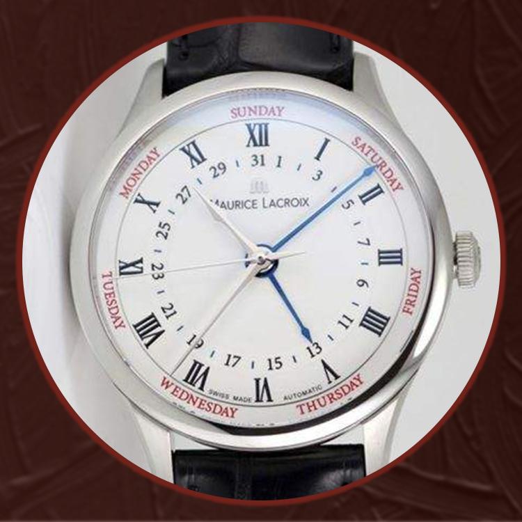 瑞士艾美匠心系列男士机械手表MP6507-SS001-112