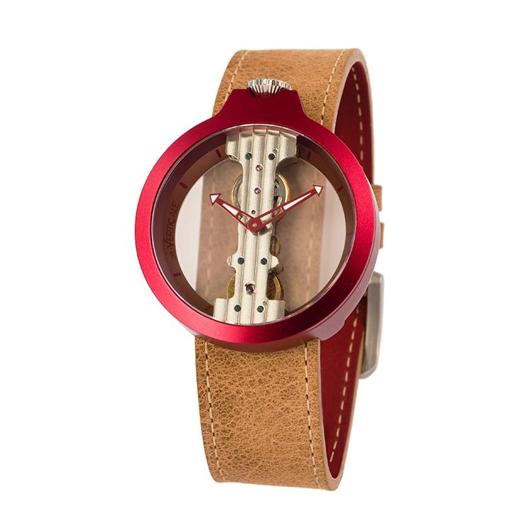 意大利attoVERTICALE起源系列男士女士时尚潮流正品机械V手表ZGH6006